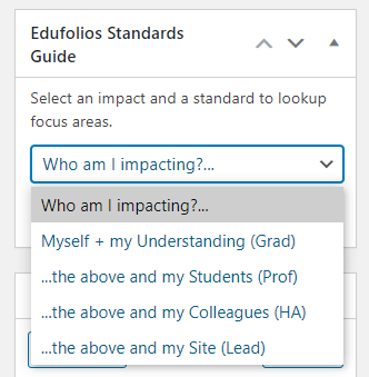Edufolios introduces the new standards guide for the Australian Professional Standards
